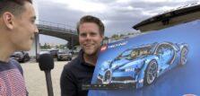 Yven heeft de LEGO® Bugatti Chiron gewonnen